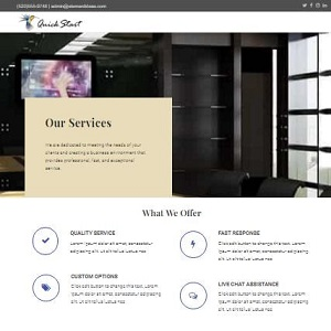 5-Page Responsive Website Package